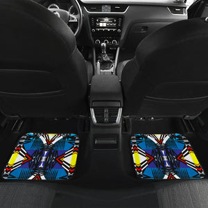 Midnight Thunder Front And Back Car Mats (Set Of 4)