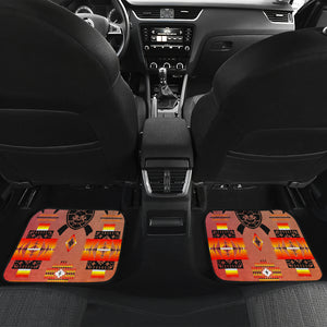 Turtle 400 Front And Back Car Mats (Set Of 4)