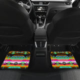 Trade Route North Front And Back Car Mats (Set Of 4)