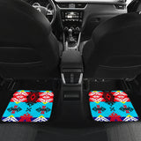 Sovereign Nation Front And Back Car Mats (Set Of 4)