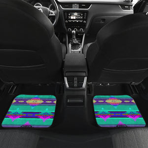Plateau Riverrun Front And Back Car Mats (Set Of 4)