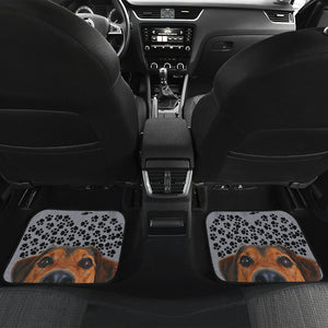 Can you see me CAR FLOOR MATS