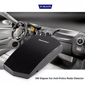 360 Degrees Anti Radar Detector