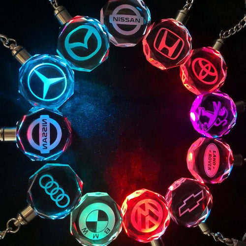 Luxury LED KeyChain