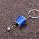 Gear Shift Stick Keychain