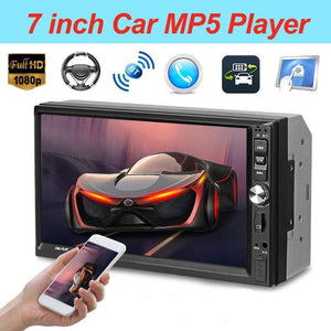 "7"" Touch Screen Car Bluetooth MP5 Player"