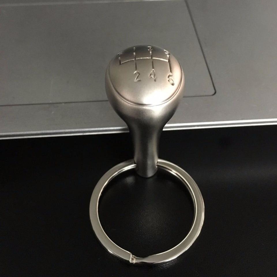 3D Gear Lever Keychain