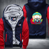 BMW M South Park Winter Hoodie