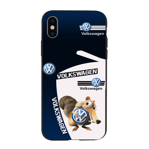 VW Ice Age Phone Case For Iphone