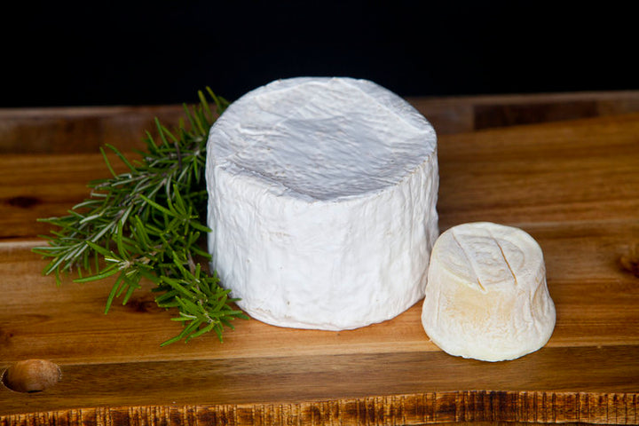 soft-ripened cheese aka bloomy and brainy