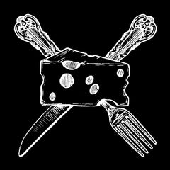 Cheese Sex Death Logo