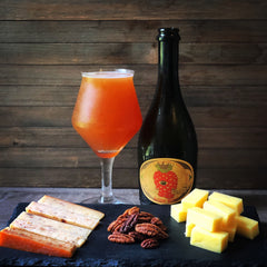 beer and cheese pairings from May curdbox