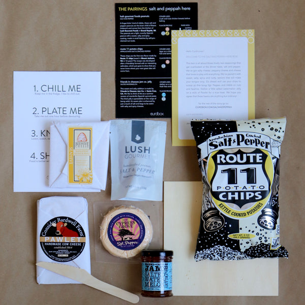 Cheese Subscription Box