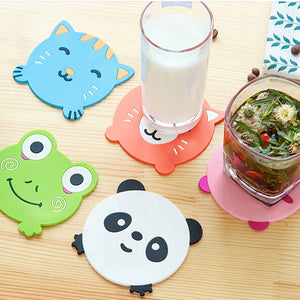 Cartoon Animal Drink Pads