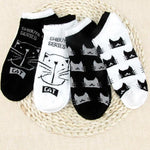 Warm Comfortable Cotton CAT Socks