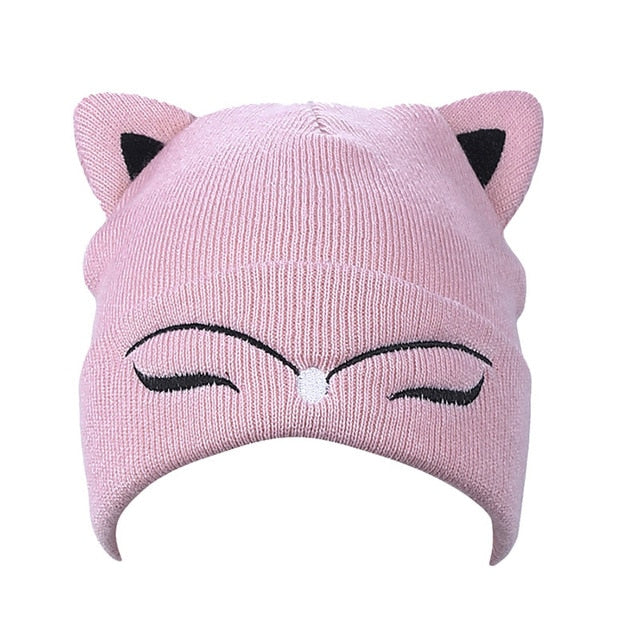 Cat Ear Beanie
