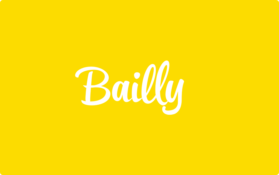 Bailly Gift Card