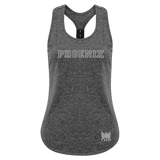 Phoenix Active Ladies Performance Strap Back Vest