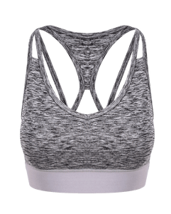 Phoenix Active - Ladies Cross Back Crop Top