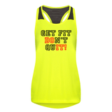Get Fit, Don't Quit! - Ladies Smooth Workout Vest