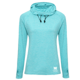 Phoenix Active - Ladies Cool Cowl Neck Hoodie