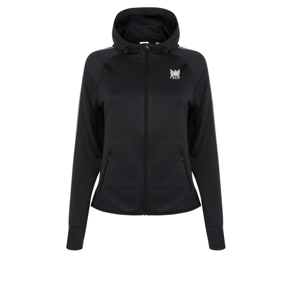 Phoenix Active - Women's Reflective Lightweight Running Hoodie