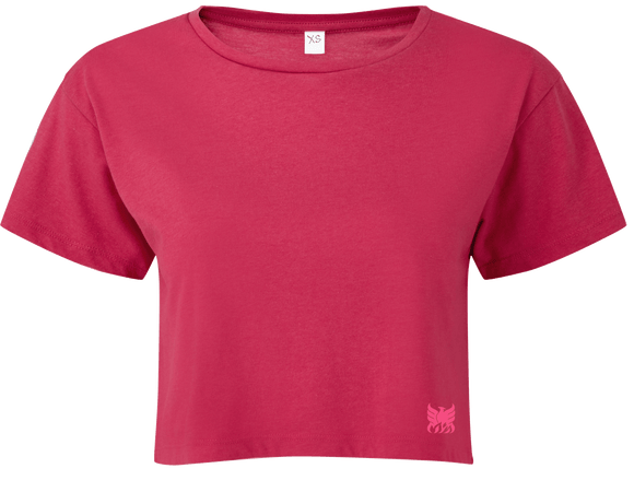 Phoenix Active - Logo Cropped T-shirt