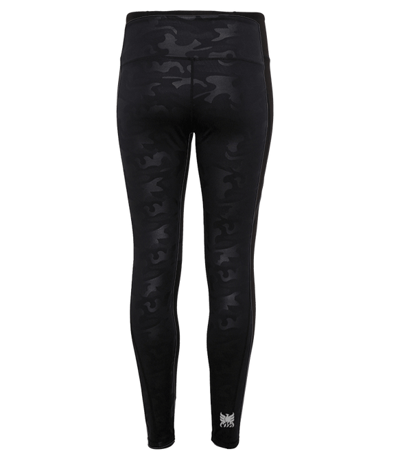 Phoenix Active - Ladies Performance Camo Leggings