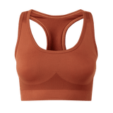 Phoenix Active - Ladies seamless '3D fit' multi-sport sculpt solid colour bra