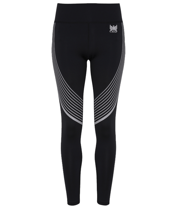 Phoenix Active - Ladies Performance Reflective Leggings