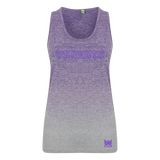 Phoenix Active Ladies Seamless Fade Out Vest