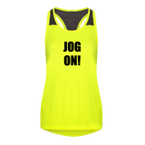 Jog On - Ladies Smooth Workout Vest