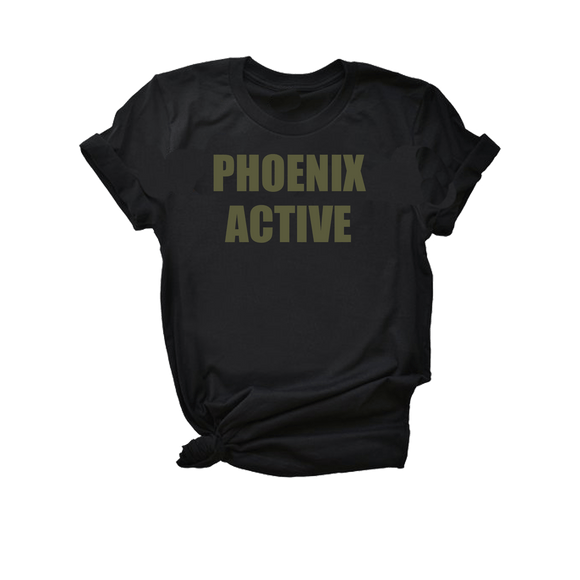 Phoenix Active - Crew Neck T-Shirt