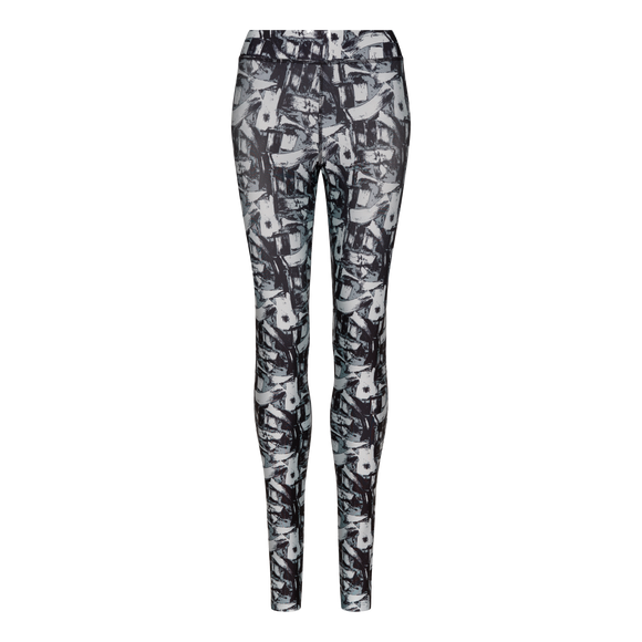 Phoenix Active - Ladies Monochrome Madness Leggings