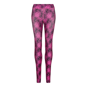 Phoenix Active - Ladies Speckled Pink Leggings