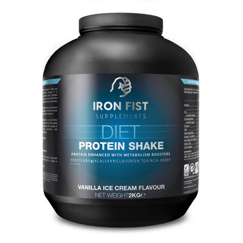 Diet Protein Shake - ironfistsupplements