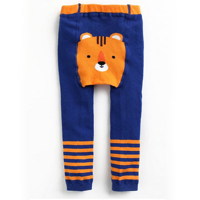Baby Leggings - Tiger