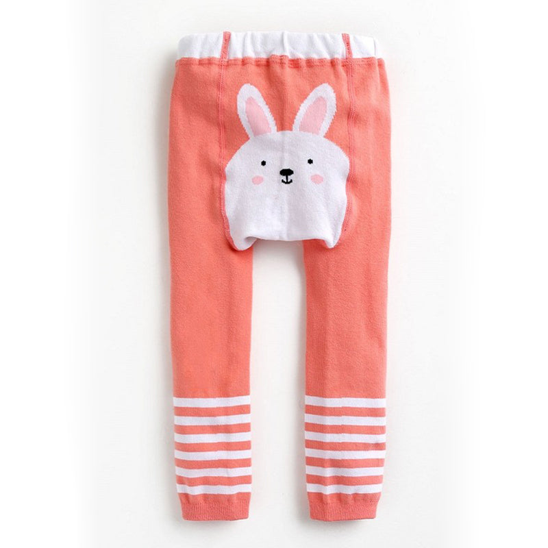 Baby Leggings - Bunny-Clothing-Teal Olive Designs