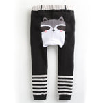 Baby Leggings - Racoon-Clothing-Teal Olive Designs