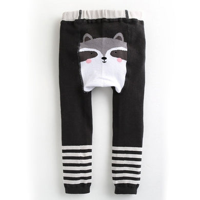 Baby Leggings - Racoon