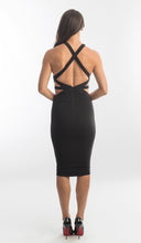 Load image into Gallery viewer, Nookie Crawford Bodycon Dress Size 6