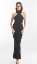 Load image into Gallery viewer, Nookie Celestial Halter Evening Dress