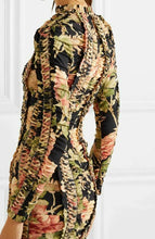 Load image into Gallery viewer, Zimmermann Espionage Lace Up Pencil Dress Size OP/6