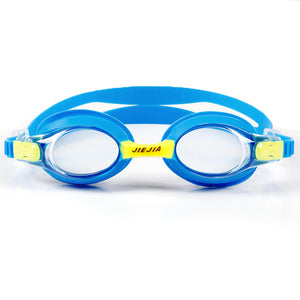 Waterproof Silicone Anti Fog Swimming Glasses