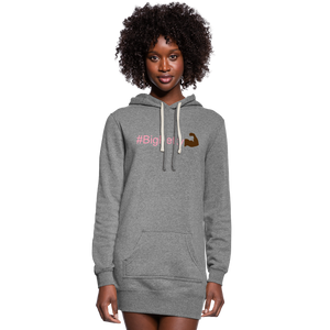 Big Petty Hoodie - heather gray