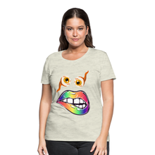 Load image into Gallery viewer, Big Petty T-Shirt - heather oatmeal