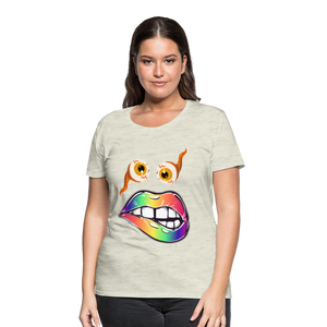 Big Petty T-Shirt - heather oatmeal