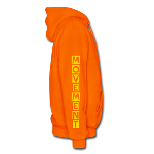 Big Petty Hoodie - orange