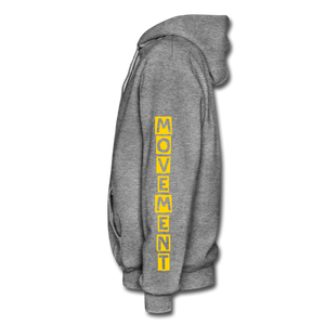 Big Petty Hoodie - graphite heather