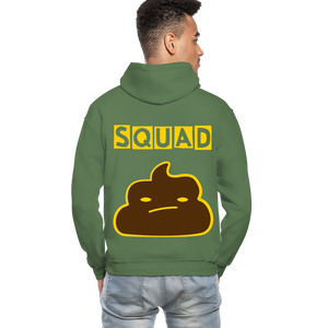 Big Petty Hoodie - military green
